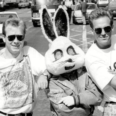 Jive Bunny and The Master Mixers