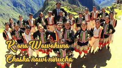 Chaska ñawi niñucha